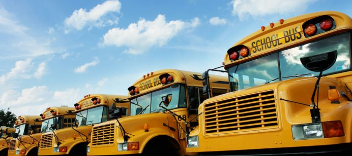 District bus routes need to be entered