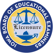Board of Educational Examiners Logo
