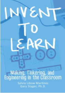 Invent to Learn Book Jacket