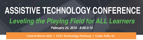 Assistive Technology Conference to be held February 23