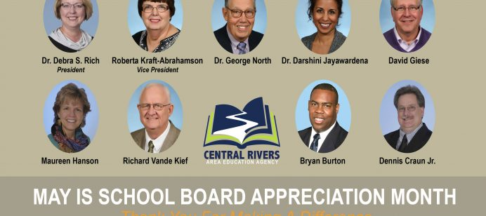 May is School Board Recognition Month