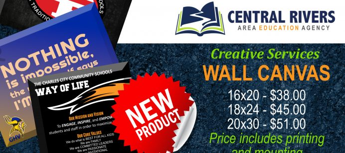 Great new product from Creative Services