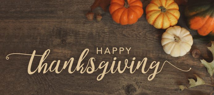 Happy Thanksgiving!  Central Rivers AEA offices closed November 22-23.
