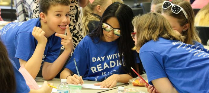 Annual Battle of the Books Competition held at Central Rivers AEA