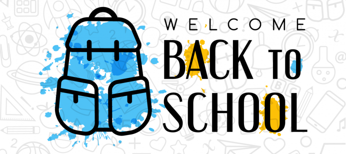 Welcome Back to the 2019-2020 School Year!